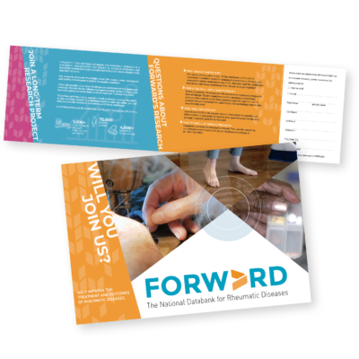 Image of Forward Brochures.