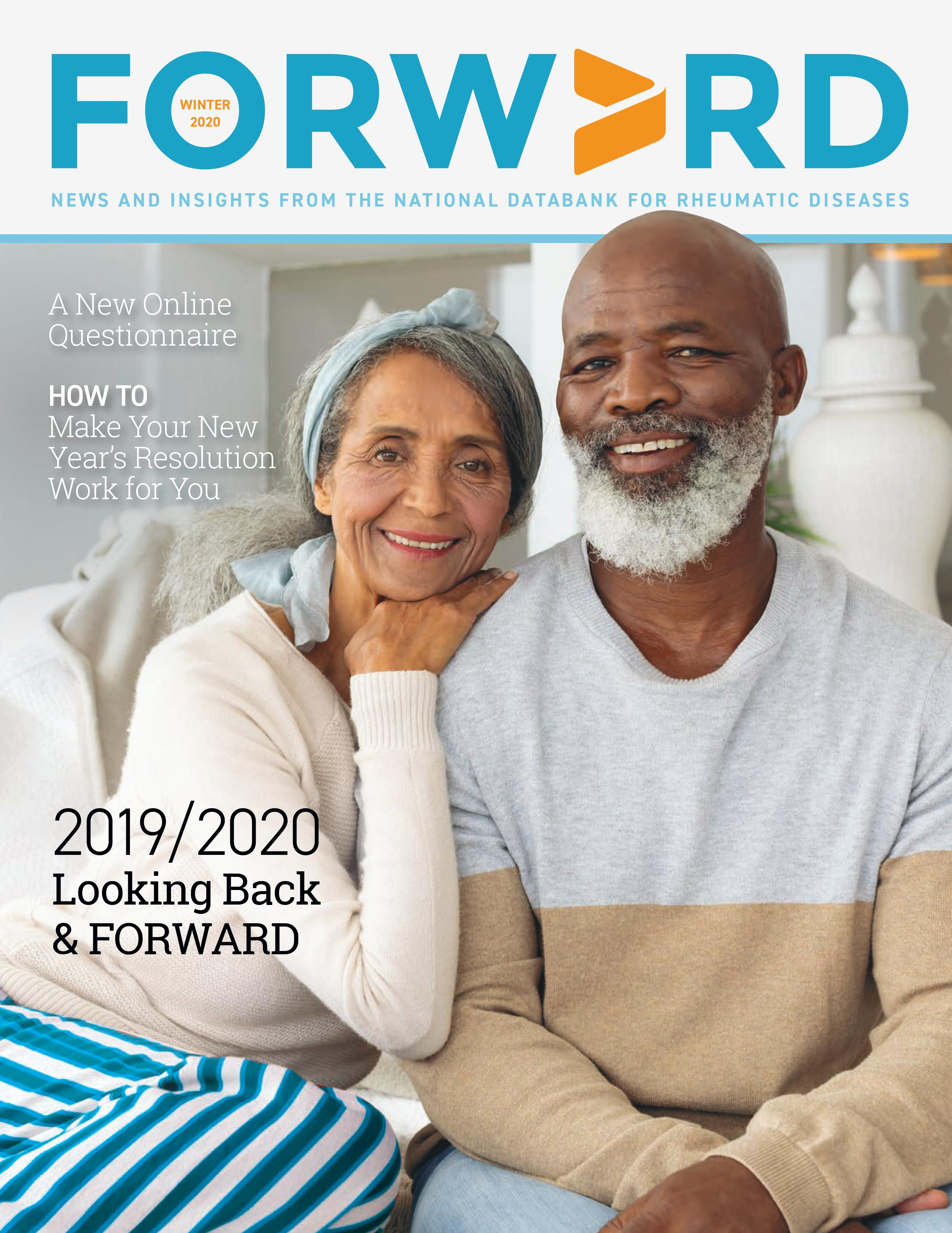 FORWARD Winter 2020 - Cover Page
