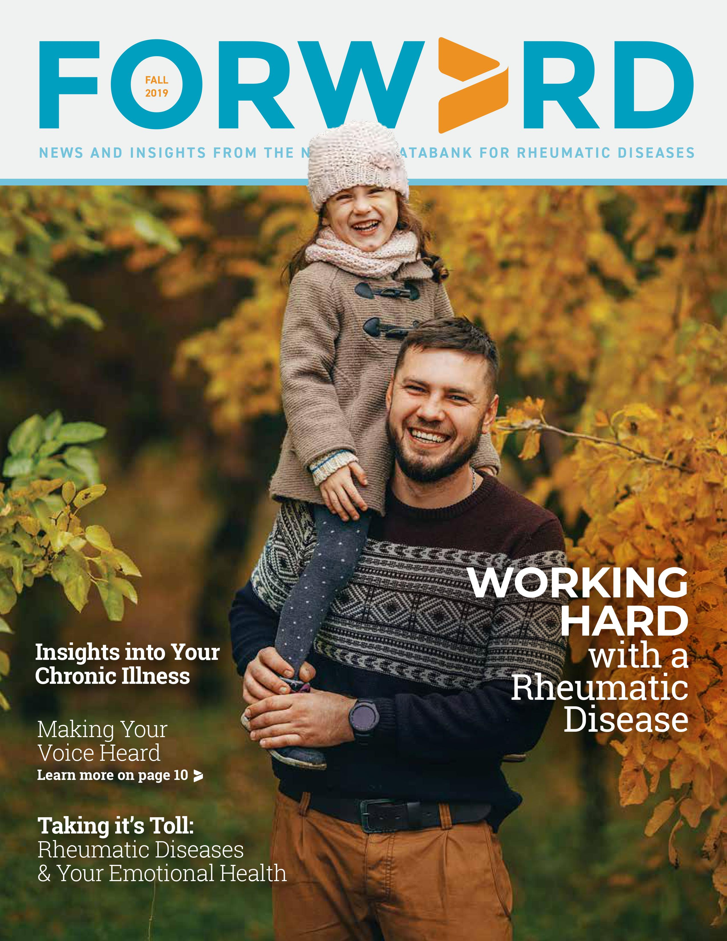 FORWARD Fall 2019 - Cover Page